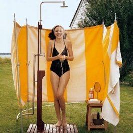Летний душ — проще простого