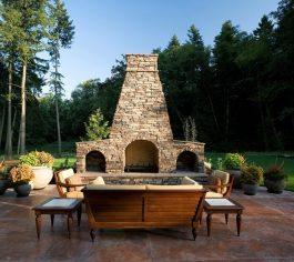 6 идей для создания дворика патио