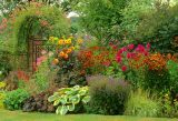 Сад с малыми эксплуатационными расходами