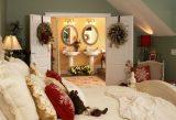 Добавь уют в зимнюю спальню