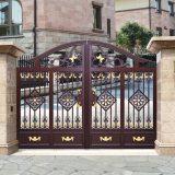 4 самых популярных стиля металлических ворот