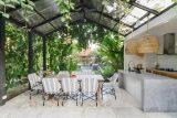 8 сказочных идей для обеденной зоны на открытом воздухе