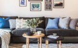 5 способов превратить гостиную в уютный  уголок