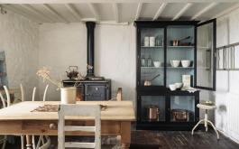 10 идей для дачной кухни в деревенском стиле