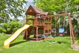7 шагов к устройству детской площадки